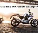 BMW Motorrad'ın EICMA Fuarında Sunacağı 4 Yeni Model