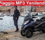 Piaggio MP3 400 hpe Sport Modeli Sunuldu