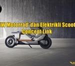 BMW Motorrad' dan Elektrikli Scooter Konsepti
