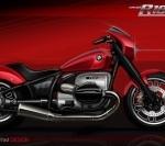 BMW Motorrad Concept R 18 /2'yi Keşfedin