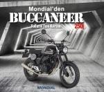 Mondial'den 'Buccaneer 250i'  Yolların Yeni Korsanı