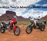 Honda Africa Twin'in Adventure Modeli Sunulacak