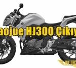 Haojue HJ300 Çıkıyor