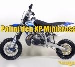 Polini'den XP Minicross Çocuk Motosikletleri