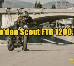 Indian'dan Scout FTR 1200 Modeli