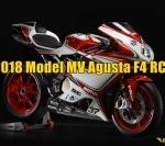 2018 Model MV Agusta F4 RC