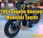 TVS Zeppelin Konsept Modelini Tanıttı