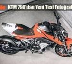 KTM 790'dan Yeni Test Fotoğrafları
