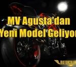 MV Agusta'dan Yeni Model Geliyor
