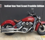 Indian'dan Yeni Scout Franklin Edition