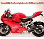 Ducati 959 Panigale'nin Special Edition Modeli Sunuldu