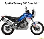 Aprilia'nın Yeni Adventure Modeli Tuareg 660 Sunuldu