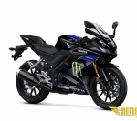 Yamaha YZF-R125 Monster Energy MotoGP Edition Çıkıyor