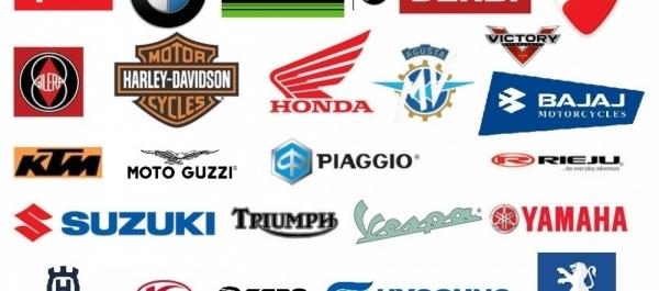 Uluslararası Motosiklet Üreticileri ve Markaları