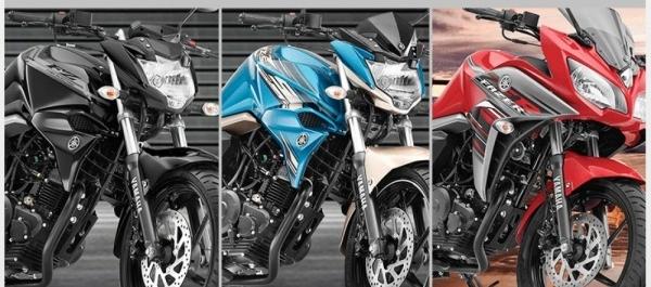 Yeni Yamaha FZ Fi ve Fazer Fi Serisi Sunuldu