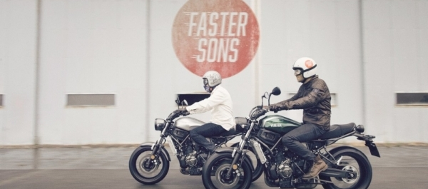 Yeni XSR700, Yamaha'nın 'Faster Sons' Sözünü Geliştiriyor