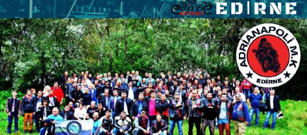 Edirne Motosiklet Festivali 18-20 Ağustos 2017