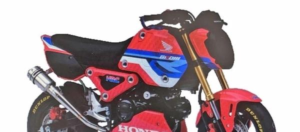 Honda MSX125 'GROM' Yenileniyor
