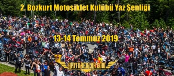 2. Bozkurt Motosiklet Kulübü Yaz Şenliği