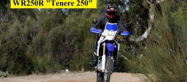Yamaha WR250R 'Tenere 250R'