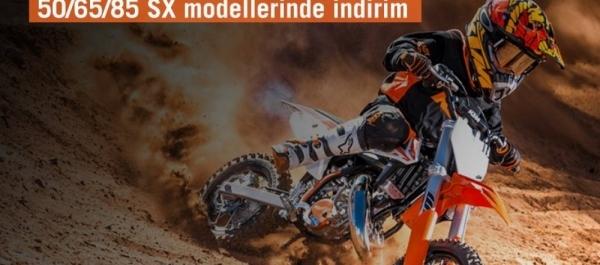 Minik Motokrosçulara Karne Hediyesi KTM'den