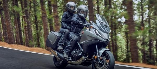 Honda'nın Yeni Sport Touring Modeli NT1100