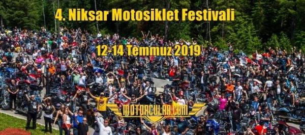 4. Niksar Motosiklet Festivali