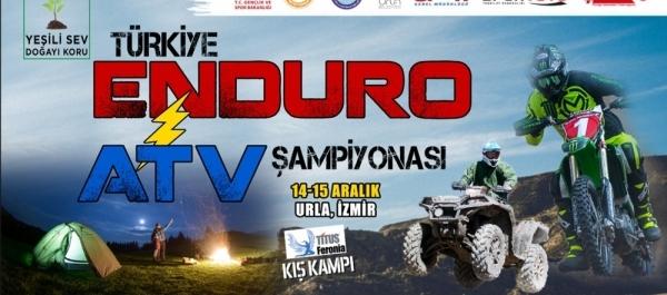 Enduro Sezonu İzmir'de Tamamlanacak