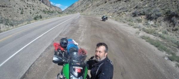 A.B.D' Ye Tekrar Giriş, Ulusal Parklar, Salt Lake City, Las Vegas ve Phoenix