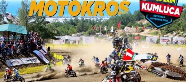 Motokrosta Sezon Kumluca Yarışıyla Devam Edecek