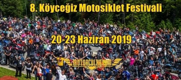 8. Köyceğiz Motosiklet Festivali