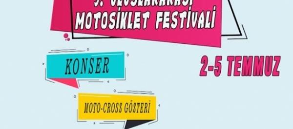9. Uluslararası EKMOK Motosiklet Festivali, 02-05 Temmuz 2020 Gömeç, Altınova - Balıkesir
