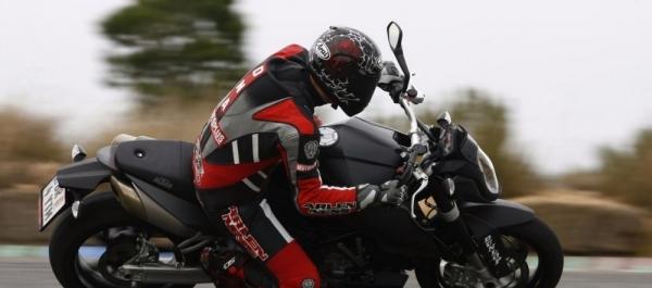 Motosiklette Denge ve Yönlendirme