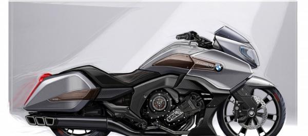 Açık Yolların Ruhu. Concept 101. BMW
