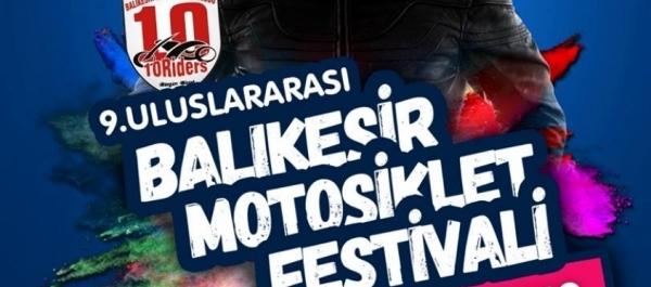 9.Uluslararası Balıkesir Motofest