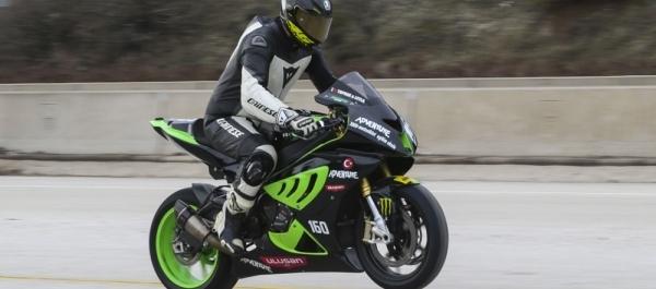 Ampute Motosikletçi Selami Türkan Yarışmak İstiyor