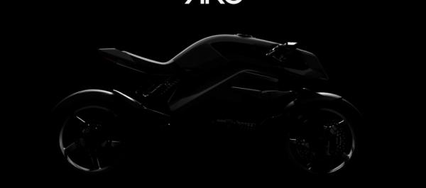 Yeni Elektrikli Cafe Racer: Arc Vector