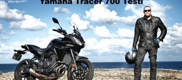 Yamaha Tracer 700 Testi