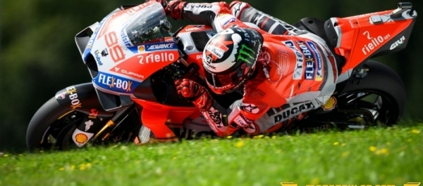 Avusturya MotoGP'de Kazanan Lorenzo