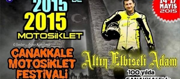 Çanakkale Motosiklet Festivali
