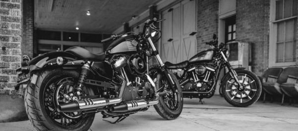 Harley-Davidson Dark Custom Motosikletler Asi Ruhu Uyandırıyor
