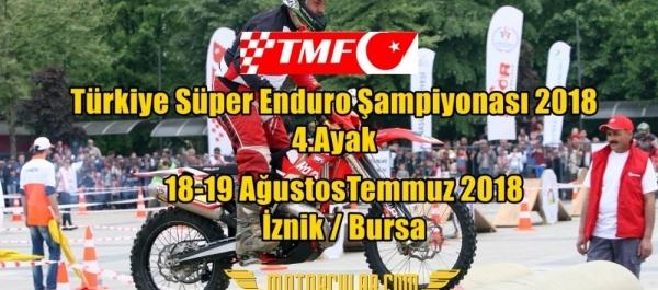 Türkiye Süper Enduro Şampiyonası 2018 4.Ayak