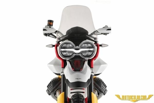Moto Guzzi V85 Konsepti