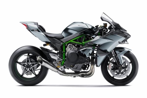 2018 Kawasaki Ninja H2-R