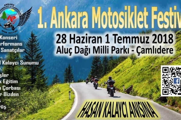 1. Ankara Motosiklet Festivali