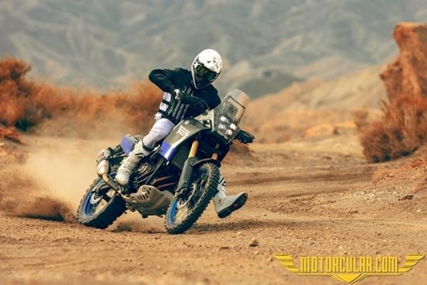Yamaha Tenere 700 World Raid Geliyor