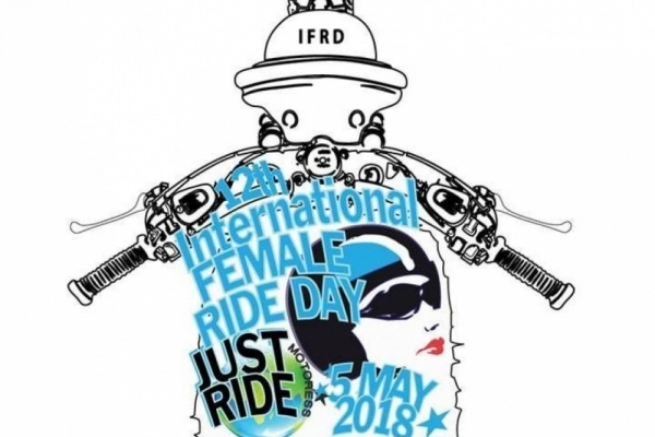 12. International Female Ride Day