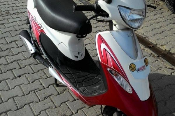 TVS Scooty Pep +