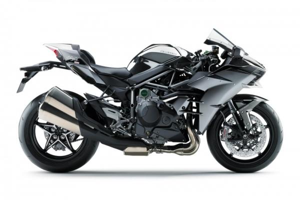 2016 Kawasaki Ninja H2-R
