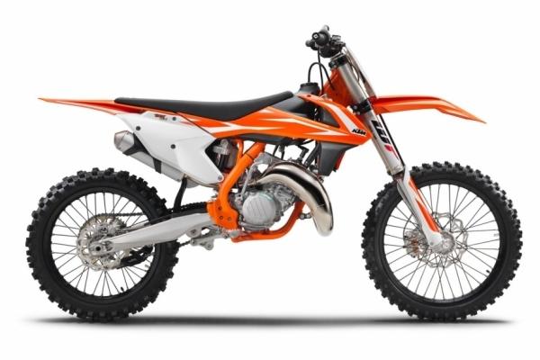 2018 KTM 125 SX